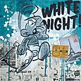 WHITE NIGHT SMURF