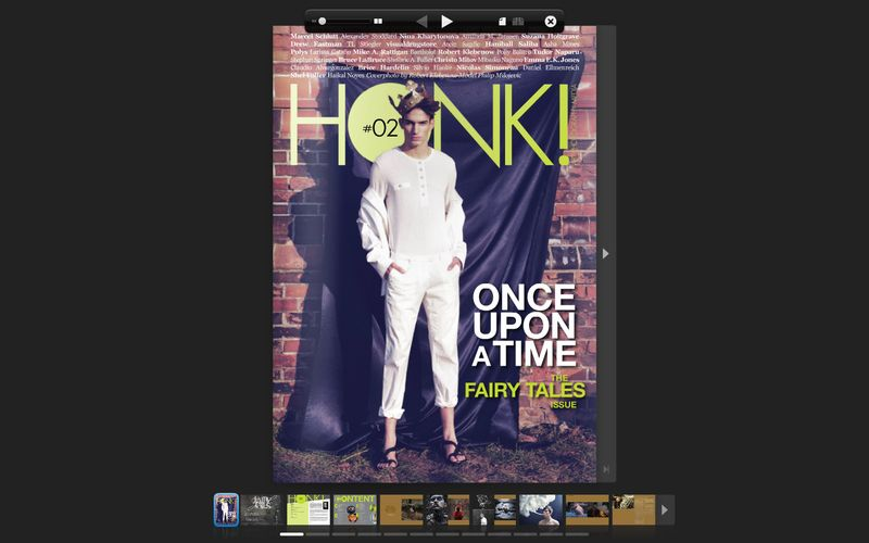 HONK 2 cover